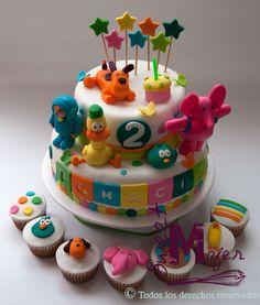 pinterest tortas infantiles - Buscar con Google