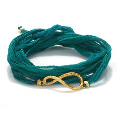 Teal Wave Arm Yourself, $49.00