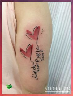 Name Tattoos For Moms, Tattoos With Kids Names, Tattoos For Daughters, Tattoos For Women, Tattoos For Babies, Tattoos For Grandchildren, Kid Name Tattoos, Tattoos For Your Son, Mother Tattoos For Children
