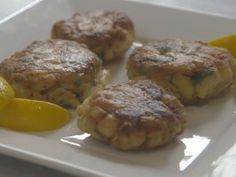 Patti's Jumbo Lump Crab Cakes : Recipes : Cooking Channel