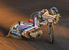 Speedway Hot-Gun Adam Ellis in 2nd at Mid-Point of 2012 French Speedway Championships