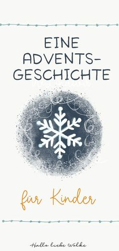 weihnachten grundschule Lina and the Wackelstern {Advent Story for Children - eBook} Hello dear cloud,