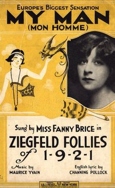 #Ziegfeld Follies Poster