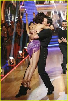 See photos from the season 18 finale of 'Dancing With The Stars' including Maksim Chmerkovskiy and Meryl Davis winning! Beautiful Love Stories, Beautiful Couple, Dancing With The Stars Pros, Dwts Pros, Meryl Davis, Maksim Chmerkovskiy, Two Men, Hollywood Life, Figure Skating