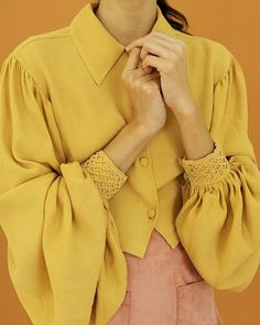How to Make Money Special Occasion Dresses, How To Make Money, Bell Sleeve Top, Ruffle Blouse, Detail, Creative, Sleeves, Style, Magic