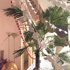 Diy decor garland pine holiday decorations