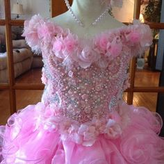 Mega Glitz National Pageant Dress Glitz Pageant Dresses, Prom Dresses, Formal Dresses, Girl Outfits, Girly, Pageants, Clothing Ideas, Dress Ideas, Sparkles