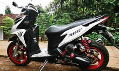 Vario 125 Super Charger