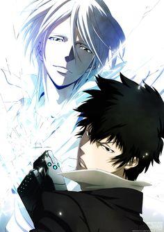Shinya and Shogo, PSYCHO-PASS