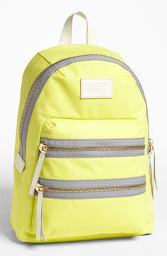 potential backpack? MARC BY MARC JACOBS 'Domo Arigato Packrat' Backpack available at #Nordstrom.