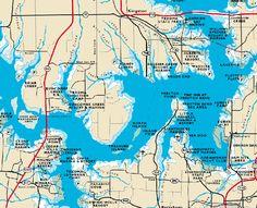 Lake Texoma....where the cool people live!