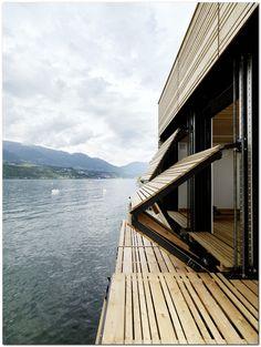 Houseboat Design Ideas (125)