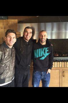 Messi | Pinto | Mascherano |❤️