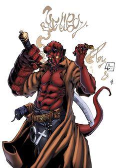 Hellboy | #comics