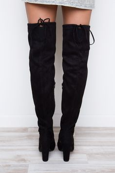 Lose Control Thigh High Boots - Black – Shop Priceless http://www.allthingsvogue.com/best-luxury-over-the-knee-boots/