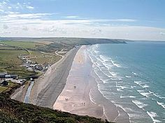Newgale beach - Pembs Wales