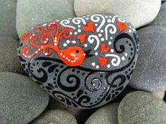 piedras pintadas             pintadas Piedras by Ana Guillermina Poczter