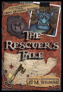 Ponderous Things: The Reboot: New Release:  The Rescuer's Tale, Mary Morgan's Jo...