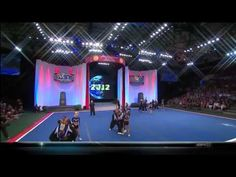 I got chills watching the end of stealth's routine omg i miss cheerleading more than anything :( take me back all stars
