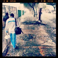 Rainy day LA, 3/2014