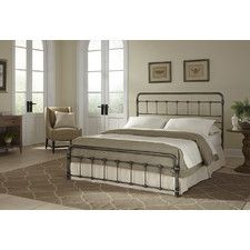 Freemont Panel Bed
