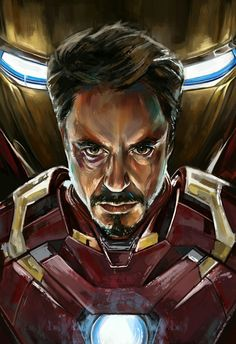 Tony Stark-Iron Man.......