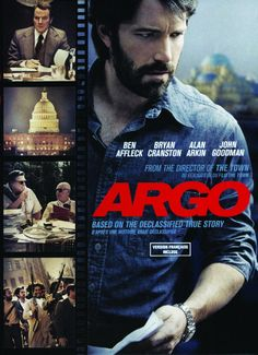 """The Oscar winner for Best Picture at this year's Academy Awards, """"Argo"""" is a dramatic thriller directed by and starring Ben Affleck.  Based on the true-life events related in CIA operative Tony Mendez's book """"The Master of Disguise"""", the movie reveals the 1980 joint CIA-Canadian secret operation to rescue six American diplomats from Iran during the Iran hostage crisis."""