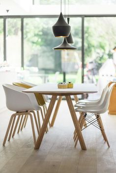 Cool 37 Cool Scandinavian Dining Room Design Ideas. More at http://decoratrend.com/2018/04/26/37-cool-scandinavian-dining-room-design-ideas/