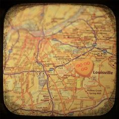 design sponge guide: louisville, kentucky | going in October