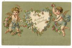 cherubs roses   eBay