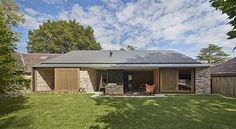 Skylight House by Andrew Burges Architects | Architecture And Design