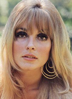 Dig the 60s, sinatrra:   Sharon Tate by Orlando Suero, 1966
