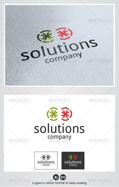 Solutions Logo ...  app, brand, branding, business, check, circle, circles, community, company, corporate, dot, green, identity, logo, logo design, logotype, marketing, modern, network, points, red, software, solution, solutions, star, stars, teamwork, unique, web, web design