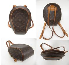 Mochila Monogram Louis Vuitton!!! R$ 890,00