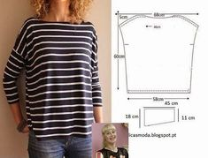 66 ideas for sewing clothes couture shirts Sewing Patterns Free, Free Sewing, Sewing Tutorials, Clothing Patterns, Dress Patterns, Sewing Projects, Purse Patterns, Sewing Ideas, Diy Couture