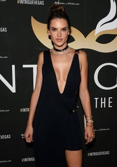 Alessandra Ambrosio, Las Vegas, Girls Getaway, Latest Outfits, Nightclub, Fashion Photo, Chic Outfits, Casual Chic, Paths