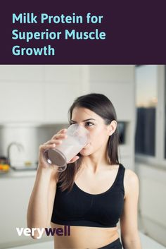 Finding the best protein to build muscle still remains a question for many trying to gain lean mass and lose fat. Milk-based or dairy protein appears to be superior largely due to its leucine content along with easily digested and absorbed branched-chain amino acids (BCAAs). Learn more about the benefits of milk protein and how to incorporate it into your diet.