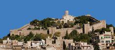 Castillo de Capdepera .Baleares Spain.