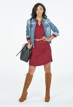 Holli in WHISKEY - Get great deals at JustFab