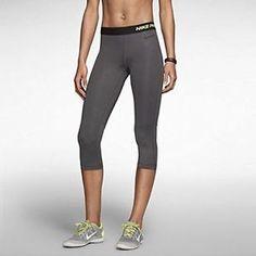 4f94938a12c84 Nike Pros, Workout Gear, Lacrosse, Capri, Pants, Fitness, Fashion,