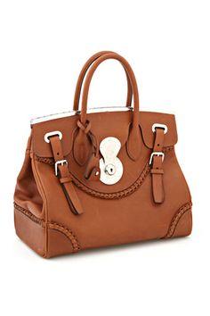 Francesco Biasia Orange Basketwoven Leather Belinda Tote Stylehive Handbags In 2018 Pinterest And Cute