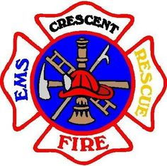 Crescent Rural Fire Protection District Logo
