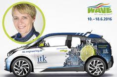 Elektrifiziert: ITK Engineering und Jutta Kleinschmidt bei weltweit größter E-Mobil-Rallye