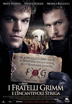 i fratelli Grimm e l'incantevole strega  -  aprile