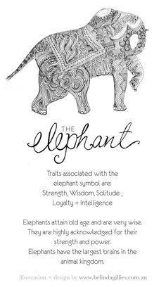 I'm definitely getting a elephant tattoo to repress my son Tatoo Elephant, Elephant Quotes, Elephant Love, Elephant Art, Elephant Tattoo Design, Quotes About Elephants, Elephant Spirit Animal, Elephant Stuff, Small Elephant
