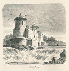 Kajana illustrata 1 - Kajaanin linna – Wikipedia