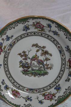 English Porcelain - 1913 - 1936 COPELAND SPODE EDEN SAUCER (scares, small chip) for sale in Pretoria / Tshwane (ID:241586879)