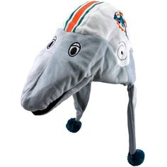 35768b1fae39bc Miami Dolphins Mascot Hat Gifts For Sports Fans, Miami Dolphins, Knit  Beanie, Fan. Football Fanatics