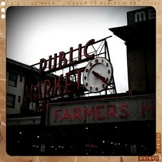 Pike Place Market  photo by:  Justice Beitzel