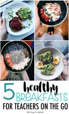 These 5 healthy brea